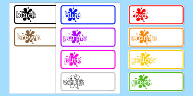 Editable Drawer - Peg - Name Labels (Colours) - Resource Labels, Name Labels, Editable Labels, Drawer Labels, Coat Peg Labels, Peg Label, KS1 Labels, Foundation Labels, Foundation Stage Labels, Teaching Labels, Resource Labels, Tray Labels, Printable