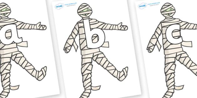 Phoneme Set on Mummy (Plain) - Phoneme set, phonemes, phoneme, Letters and Sounds, DfES, display, Phase 1, Phase 2, Phase 3, Phase 5, Foundation, Literacy