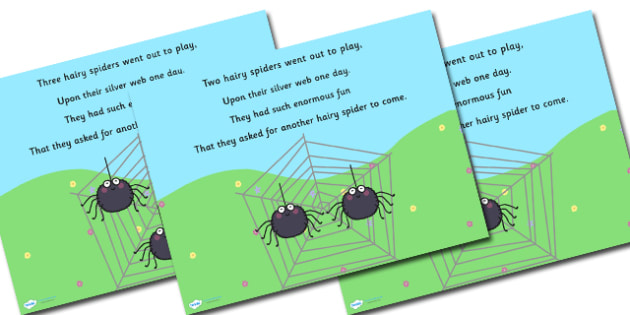 One Hairy Spider Minibeast Counting PowerPoint - counting, counting powerpoint, powerpoint, minibeast powerpoint, minibeast counting powerpoint