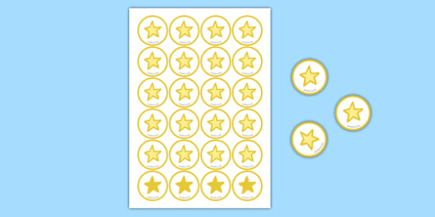 Star Counters - star, counters, star counters, eyfs, games, activities