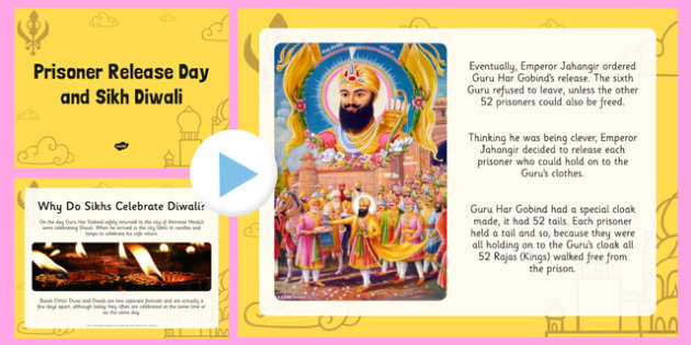 Prisoner Release Day and Sikh Diwali - prisoner release day, sikh, diwali, prisoner, release, day