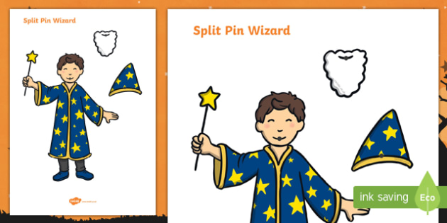 Split Pin Wizard Activity