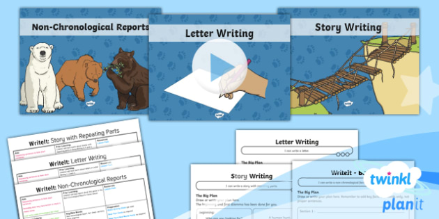 Explorers: Bear Hunt Y1 Writing Assessment To Support Teaching on 'We're Going on a Bear Hunt'  - Repeating parts, animals, Helen Oxenbury, Jill murphy, Julia Donaldson