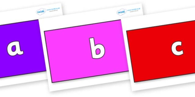 Phase 2 Phonemes on Rectangles - Phonemes, phoneme, Phase 2, Phase two, Foundation, Literacy, Letters and Sounds, DfES, display