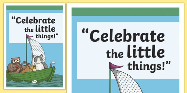 Celebrate Inspirational Classroom Quote Display Poster - usa, america, inspirational quote, display, motivation, inspiration, celebrate