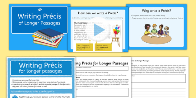 Help to make a precis   Best custom paper writing services