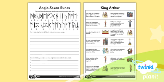 History: Anglo Saxons and Scots LKS2 Unit Home Learning Tasks