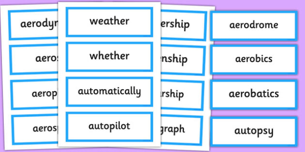 Year 6 Summer 1 Term Word Cards - year 6, summer, 1, term, word cards, cards