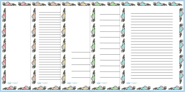 Racing Car Page Borders - Racing car,  page border, a4 border, template, transport, race car, editable