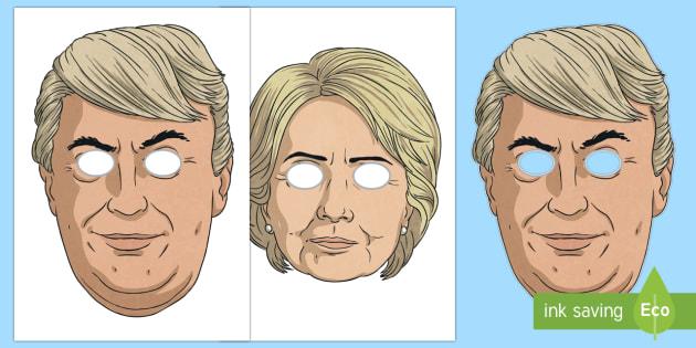 American President Election Masks