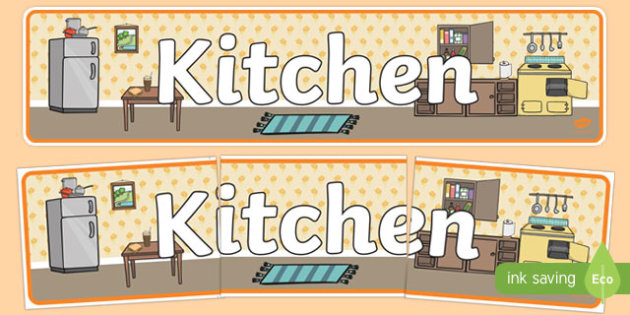 Kitchen Role Play Banner - roleplay, role-play, banner, kitchen