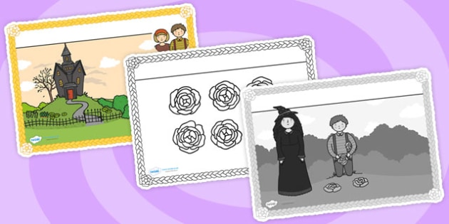 Rapunzel Story Sequencing (Text Box) - Rapunzel, sequencing, prince, witch, tower, long hair, fairytale, traditional tale, Brothers Grimm, tower, woods, forest, prince, let down your hair, story, story sequencing