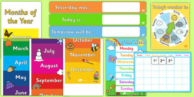 Ready Made Calendar Display Pack - australia, ready made, display, calendar, pack