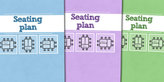 A4 Seating Plan Divider Covers-seating plan, divider overs, divider, covers, A4 divider covers, A4, plan for seating, class management