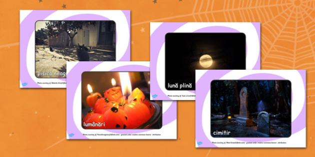 Halloween, Fotografii - décor clasa, imagini