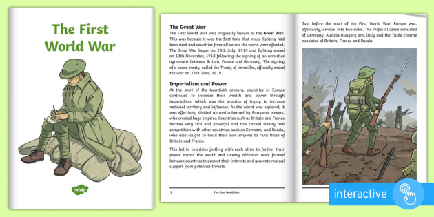 First World War eBook - trenches, Somme, ww1, world war 1, first world war, germany, britain, kitchener, poppies, western fr