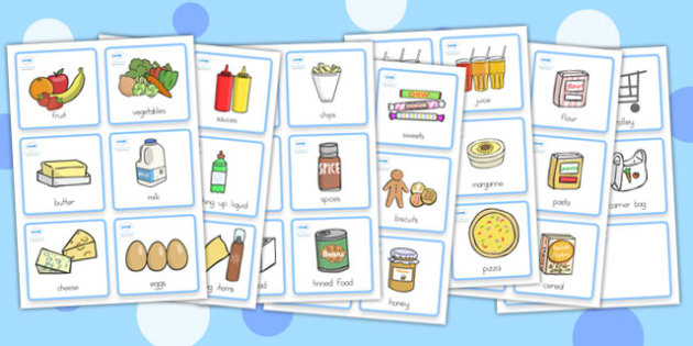 Special Needs Communication Cards - special needs, SEN, cards