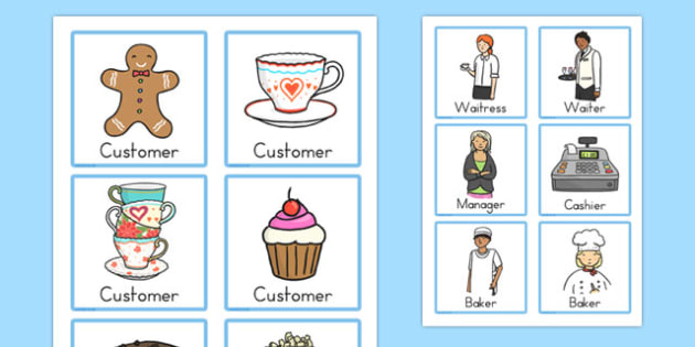 Tea Shop Role Play Badge - australia, tea shop, role-play, badges