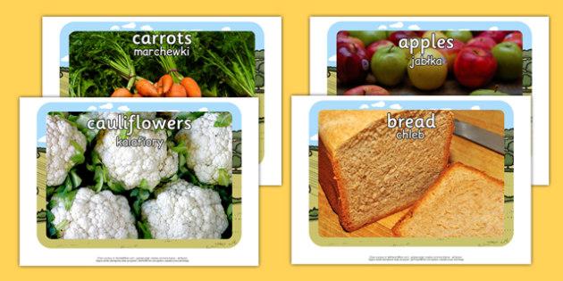 Harvest Display Photos Polish Translation - polish, harvest, display photos, display, photos