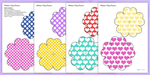 Mothers Day Flowers - mothers day, mother, flowers, gifts, mum