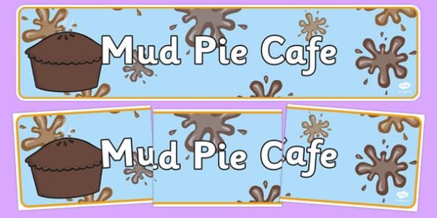 Mud Cafe Display Banner - mud cafe, display banner, display, banner, mud, cafe