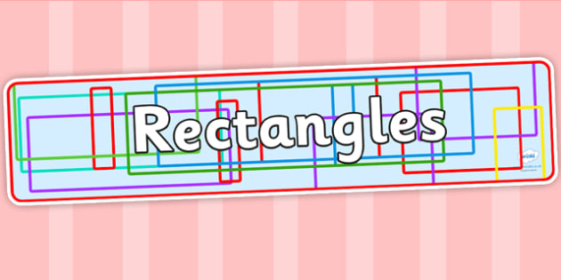 Rectangles Display Banner - rectangles, rectangles display banner, rectangles banner, rectangles display, display banner, banner