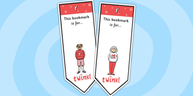 r Sound Family Editable Bookmarks - r sound family, editable bookmarks, bookmarks, editable, behaviour management, classroom management, rewards, awards
