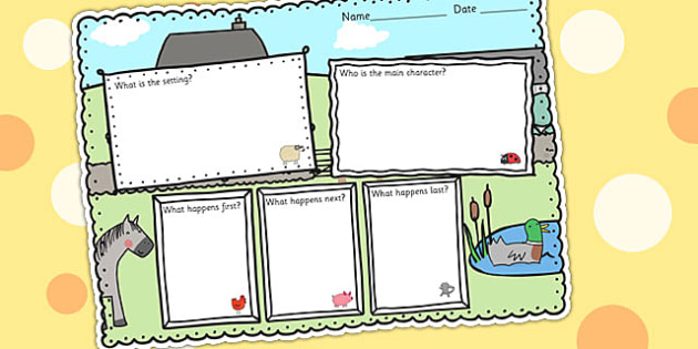 Book Review Writing Frame to Support Teaching on What the Ladybird Heard - what the ladybird heard, book review, books, reading, writing frame, writing aid, line guides