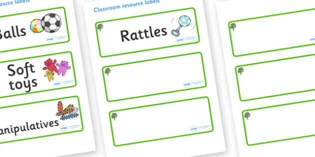 Sycamore Themed Editable Additional Resource Labels - Themed Label template, Resource Label, Name Labels, Editable Labels, Drawer Labels, KS1 Labels, Foundation Labels, Foundation Stage Labels, Teaching Labels, Resource Labels, Tray Labels, Printable