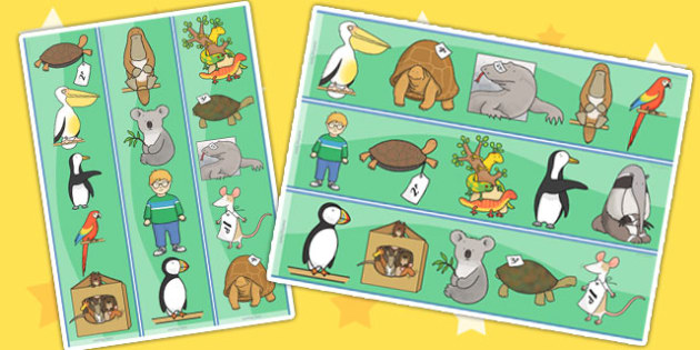 Display Borders to Support Teaching on The Great Pet Sale - pet, animals, borders, sale