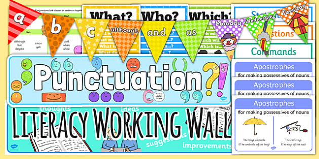 KS1 Writing Display Pack - ks1, writing, display pack, display, pack