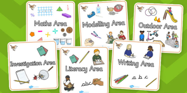 Wren Themed Editable Square Classroom Area Signs (Plain) - Themed Classroom Area Signs, KS1, Banner, Foundation Stage Area Signs, Classroom labels, Area labels, Area Signs, Classroom Areas, Poster, Display, Areas