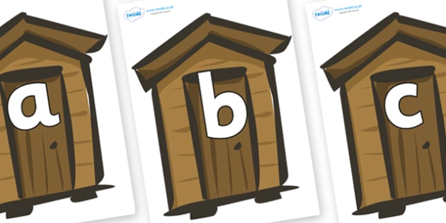 Phoneme Set on Sheds - Phoneme set, phonemes, phoneme, Letters and Sounds, DfES, display, Phase 1, Phase 2, Phase 3, Phase 5, Foundation, Literacy