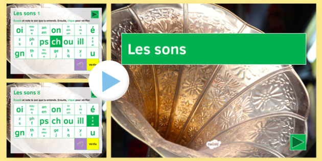 Les sons de base en Français - french, French Letters Sounds, Lettres Sons