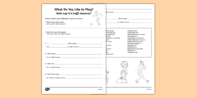 Language Patterns For The Theme Olympics Bilingual Resource - Language Patterns, Welsh Second Language, Olympics, Oracy, Reading
