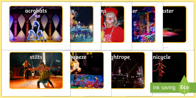 Circus Display Photos - circus, display photos, photos, photograph, photos for display, classroom display, class display, classroom photos, circus photos