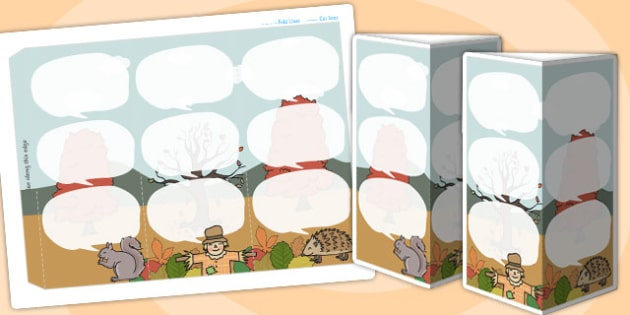Autumn Themed Standing Tabletop Targets - autumn, autumn themed, table top targets, targets, class target, themed targets, class management, standing targets