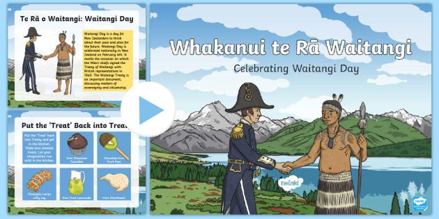 How to Celebrate Waitangi Day Celebration Ideas - Waitangi Day, Treaty of Waitangi