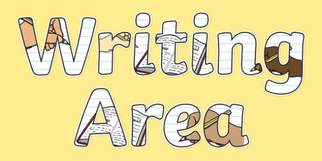 Writing Area Display Lettering - writing area, display lettering, display letters, lettering, display alphabet, lettering for display, alphabet letters