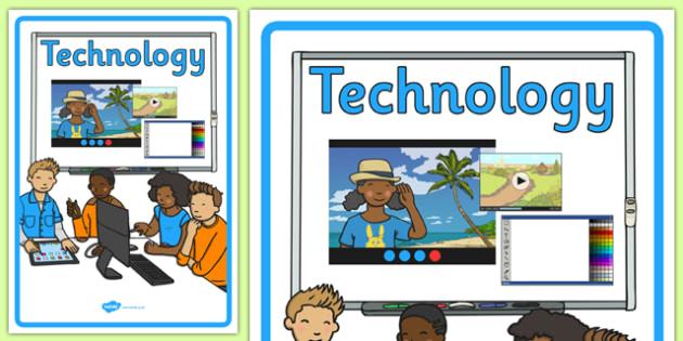 Australian Curriculum Technology Book Cover - topic