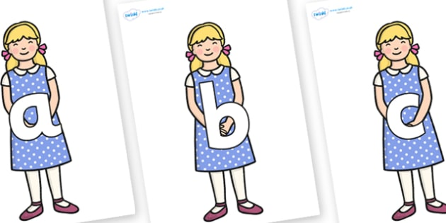 Phoneme Set on Goldilocks - Phoneme set, phonemes, phoneme, Letters and Sounds, DfES, display, Phase 1, Phase 2, Phase 3, Phase 5, Foundation, Literacy