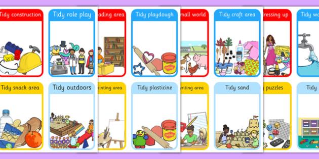Tidy Up Cards - Tidy Up, Cards, Tidy Cards, Tidying Up Cards, Tidying Up, Cleaning Up, Clean, Tidy, Cleaning Up Cards, Tidying Cards