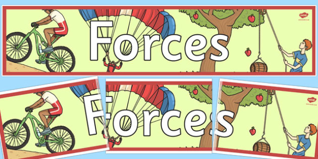 Forces Display Banner - banners, posters, poster, displays, force