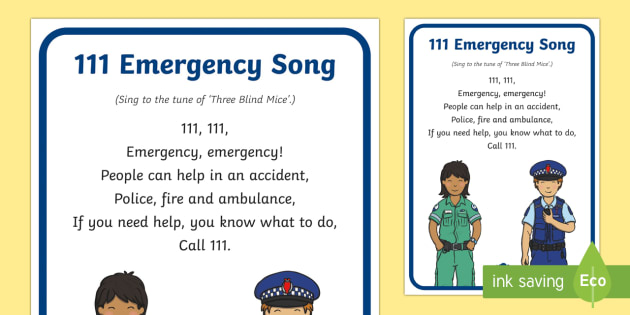 New Zealand 111 Emergency Song - New Zealand Natural Disasters, earthquake, tsunami, volcano, monsoon, hurricane, flood, tornado, eme