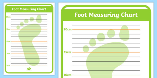 Shoe Shop Role Play Foot Measuring Chart - Shoe shop, shoes, role play, shop, trainers, display, poster, shoe box, labels, measuring chart, word cards