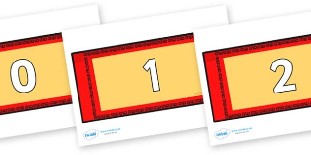 Numbers 0-100 on Chinese Money Wallets - 0-100, foundation stage numeracy, Number recognition, Number flashcards, counting, number frieze, Display numbers, number posters