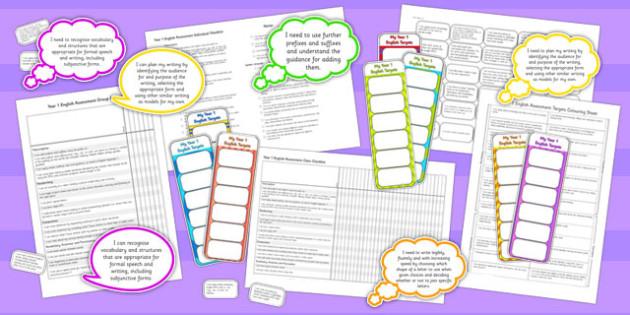 2014 Curriculum UKS2 Years 5 6 Writing Assessment Resource Pack