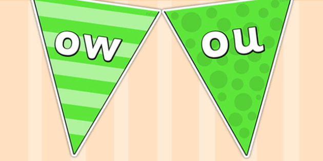 ow Sound Family Display Bunting - ow sound, display bunting, ow family display bunting, ow sound display bunting, sound bunting, bunting