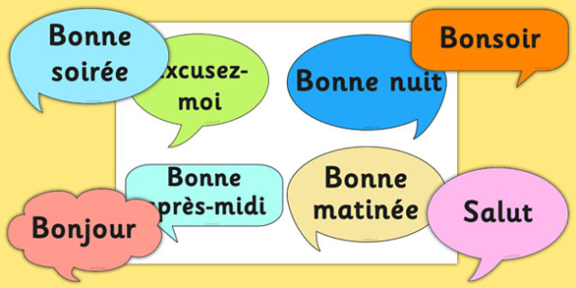 Social Greetings Prompt Cards French - french, social greeting, prompt, cards