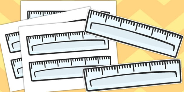 Self Registration Rulers - self registration, self-reg, rulers